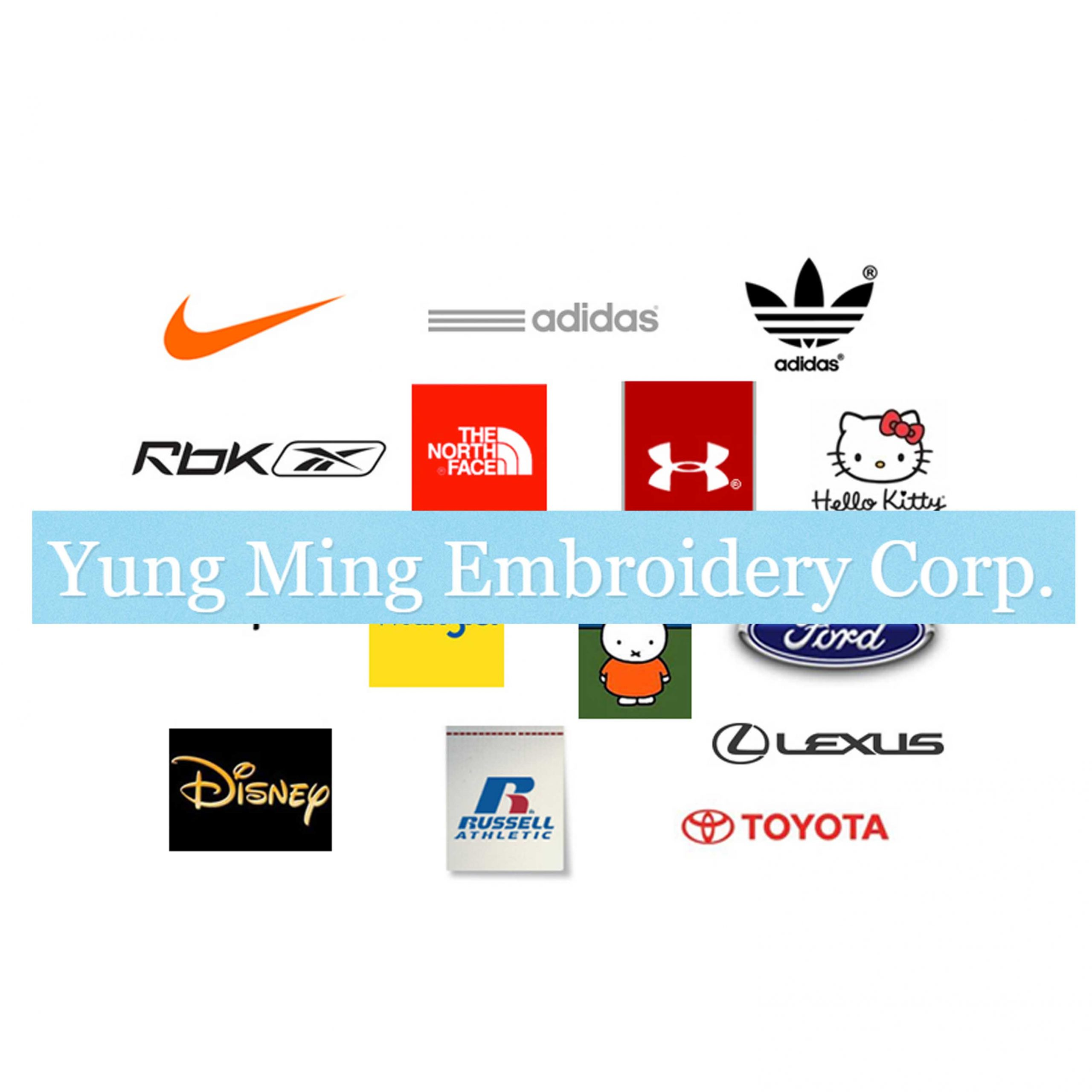 Yung Ming Embroidery Corp. Taiwan - Partner Young TC
